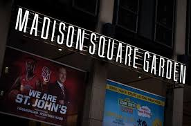 Madison Square Garden Tour
